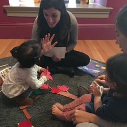 Fun and educational storytime