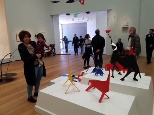 Mobiles by Alexander Calder