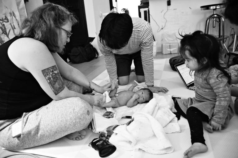 Newborn Checkup