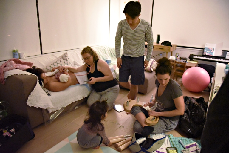 Birth Team Post-Birth